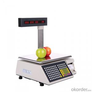 supermarket barcode label scales for sale