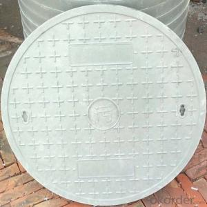 Casting Iron Manhole Cover with High Quality and Competitive Price