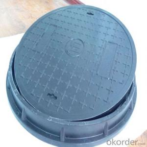 C250 Ductile Iron Manhole Cover and Frames in Hebei