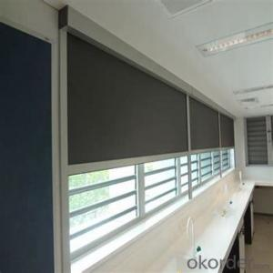 Insulated Heat Resistant Vertical Blinds