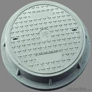 Ductile Iron Manhole Cover with Kinds of Designs