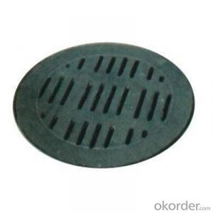 Mining Used Cast Iron Manhole Cover with High Quality and Best Price
