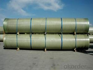 Maintenance free with High Pressure GRE Pipe with noxic of different styles