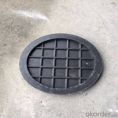Casting Iron Manhole Covers C250 for Industry from Hebei