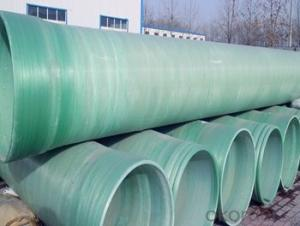 FRP pipe Convenient and quick installation with High Pressure of lastest styles for sales