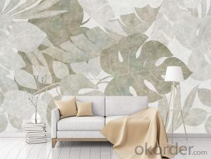 3d Mural pvc Self Adhesive Wallpaper for Bedroom