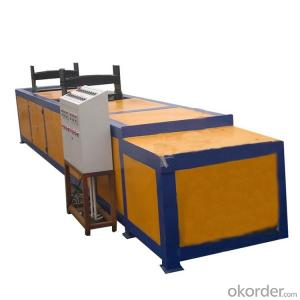 FRP Platform Grating Machine for making GRP profiles, bars and tubes