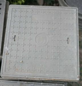 C250 B125 Manhole Cover and Frames in Handan
