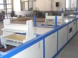 FRP Sheet Making Machine and Fiberglass Pultrusion Machine