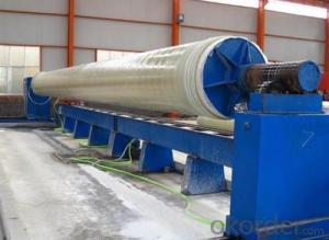 FRP High Efficiency FRP Fiberglass Pultrusion Machine on Sale of Various Types