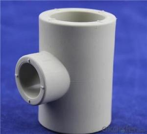 2018 Plastic Pipe Tee Used in Industrial Field form China