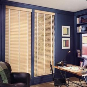 Outdoor Double Sided Bamboo Motor Blinds
