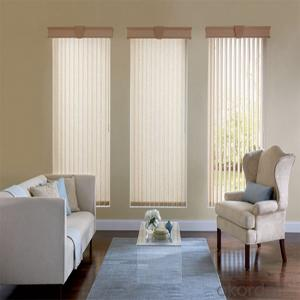 Zip Transparent PVC Window Blinds Holder