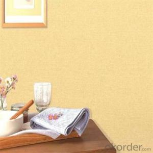 Embroidery Textile Wallpaper/Seamless Wall Cloth