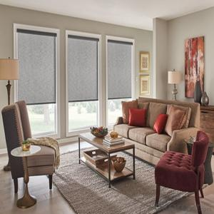 Perforated Polyester Curtains Vertical Blinds