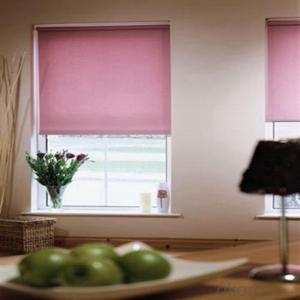 Pink Mini Honeycomb Indoor Roller Blinds