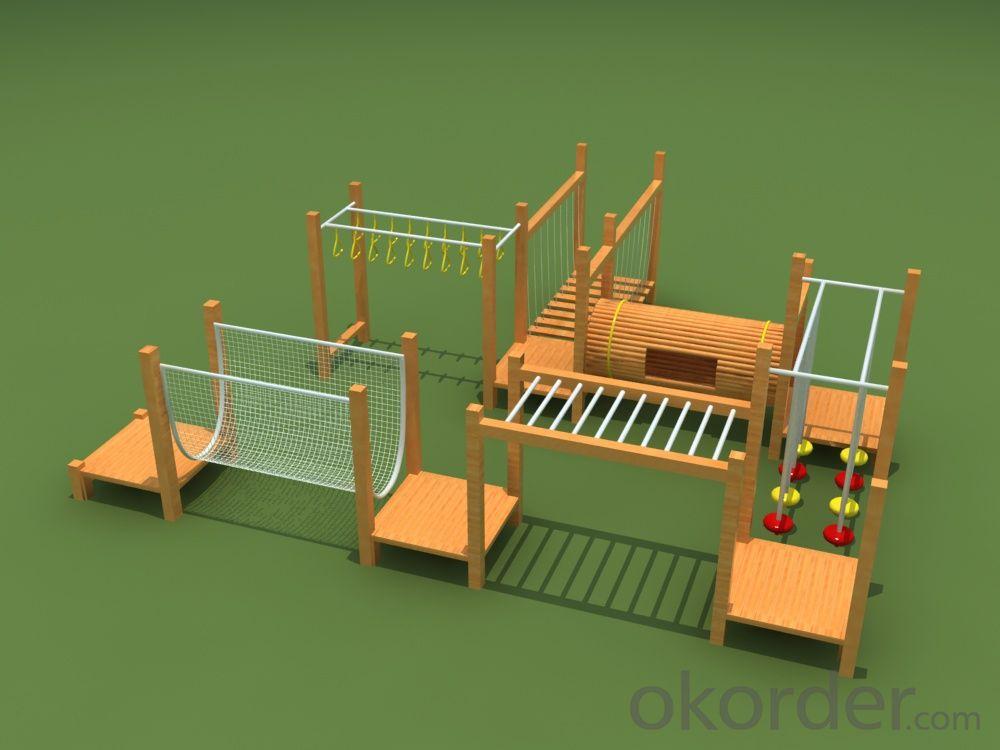 preschool children Amusement equipment Physical fitness training combination outdoor playground