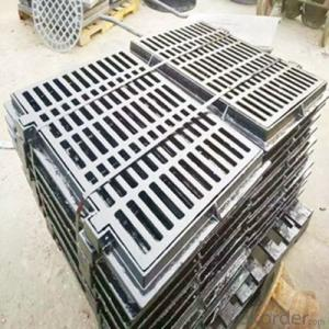 Ductile Iron Manhole Cover with Kinds of Designs and Qualities