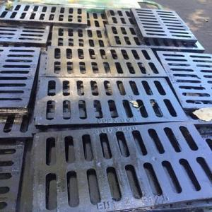 Casting Iron Manhole Cover For Construction and Mining C250
