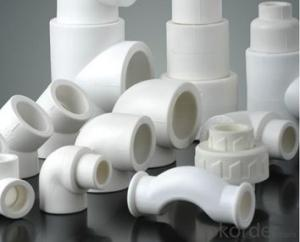 2018 Plastic Pipe Elbow Used in Industrial Field form China