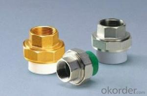 2018 User-friendly Ppr Pipe Fittings Made in China