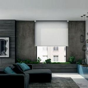 Panel Track Magic Screen Roller Material Blinds