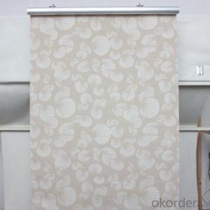 Waterproof Shower Roller Printed Window Blinds