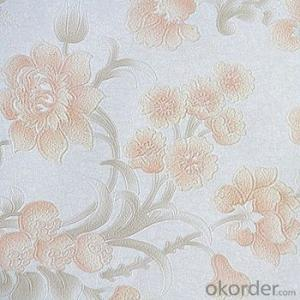Newest Non- woven Wallpaper 3D Wallpaper