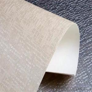 PVC Wallpaper Washable Wallpaper for Kitchen