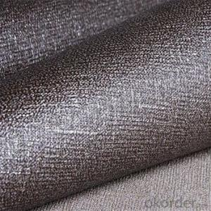 Economic Wallpaper Deep Embossed PVC Wallpaper