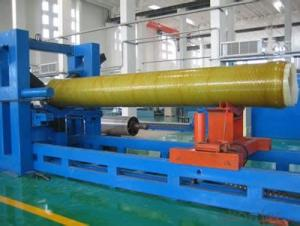 FRP Hydraulic Chopped Strand Mat Machine on Hot Sale