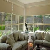 Roller Blinds Curtain Fabric Shade Net for Blinds Windows