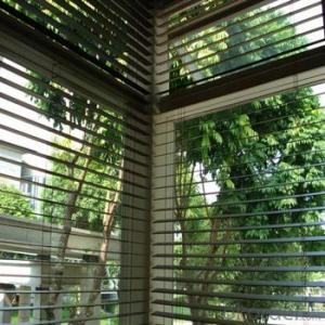 Blind Air Curtain Sun Shade Sail for Blinds Windows
