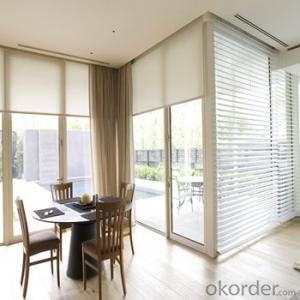 Fabric for Roller Blinds Outdoor Curtain Automatic Shade