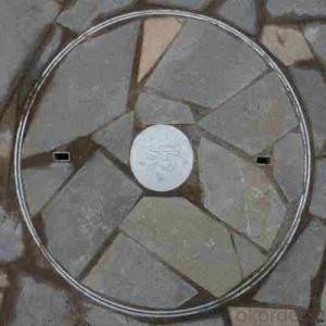 Mining Used Ductile Iron Manhole Cover for Sale in China