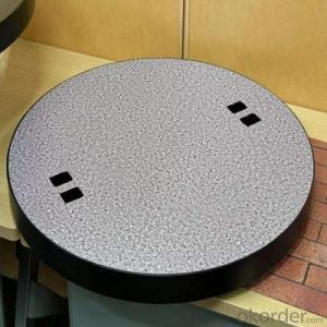 Ductile Iron Manhole Cover with Competitive Price for Mining