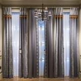 Zebra Blinds Fabric Japan Flexible Led Curtain Screen
