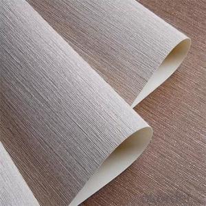 2018 PVC Rubber Wallpaper Coffee Shop Wallpaper