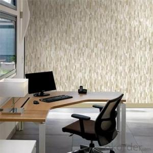 New Plain Pattern Non-woven Wallpaper for for Bedroom Walls
