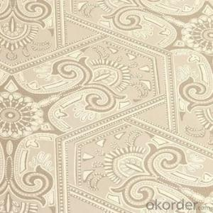 Newest PVC Wallpaper Modern Decorative Wallpaper