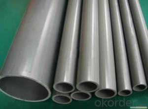 PVC-U or UPVC   low pressure water  irrigation  pipe