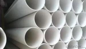 Standard:GB/T5836.1-2006 PVC-U drainage and sewage pipe in buildings