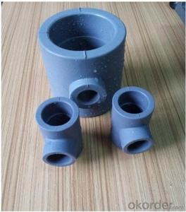 New PPR Equal Tee Pipes Used in Industrial Fields with Durable Quality and Good Price from China