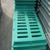 C250 B125 D400 Ductile Iron Manhole Cover and Frames