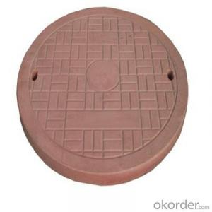 Industry Used Ductile Iron Manhole Cover with OEM Service