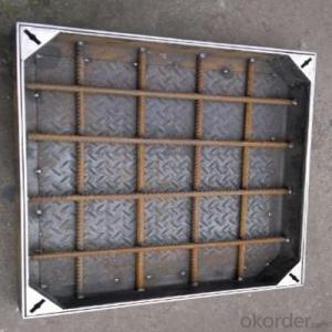 Ductile Manhole Covers with Competitive Prices Made in Handan