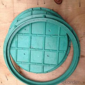 Ductile Iron Manhole Covers with Competitive Prices Made in Hebei