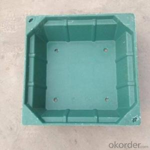 Ductile Casting Iron Manhole Made in Handan