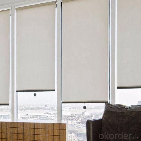 vertical blinds with indoor decorative venetian patterns