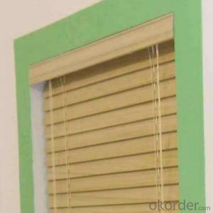 Manual Window Shades with Superior Nature Color